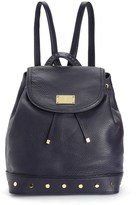 Juicy Couture Outlet - SILVERLAKE LEATHER BACKPACK
