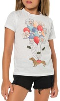 O'Neill Toddler Girl's Uplifting Graphic Tee