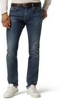 Tommy Hilfiger Bleach Straight Fit Jean