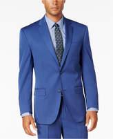 Sean John Men's Big and Tall Classic-Fit Blue Jacket