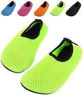 Femizee Quick Dry Water Shoes for Kids Boys Girls Beach Pool Aqua Socks