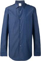 Paul Smith slim-fit shirt - men - Cotton - 16 1/2
