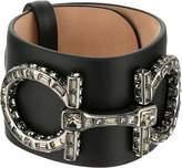 Salvatore Ferragamo Cuff Strass Bracelet Bracelet