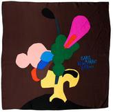 Isabel Marant Printed Silk Scarf