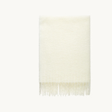 Maje Thick wool scarf