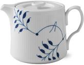 Royal Copenhagen Mega Teapot - White/Blue
