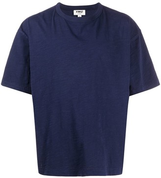 YMC stretch-fit T-shirt