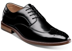 Stacy Adams Men's Fletcher Wingtip-Toe Oxfords Men's Shoes