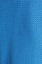 St. John Satin Piped Metallic Lattice Knit Jacket