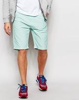 Threadbare Cotton Chino Shorts - Green