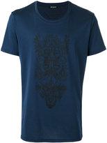 Balmain totem print t-shirt