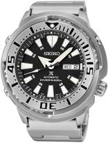 Seiko SRP637 Men's Prospex Dive Stainless Silver Bracelet Band Dial Watch