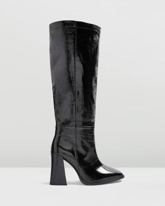 Topshop Tambi Knee Boots