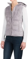 White Sierra St. Helens Hooded Vest - Insulated (For Women)