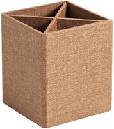 Container Store Bigso™ Marten Pencil Cup Chestnut