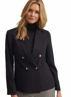 Dorothy Perkins Women's Black Edit Jacket 10