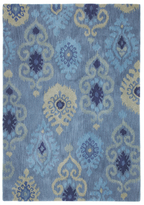 Company C Luna Wool Ikat Rug