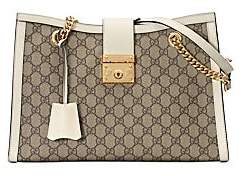 Gucci Women's Padlock GG Medium Shoulder Bag