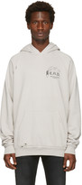 Enfants Riches Deprimes Grey Wilderness Therapy Hoodie
