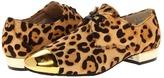 Ted Baker Kape2 (Tan Leopard Pony) - Footwear