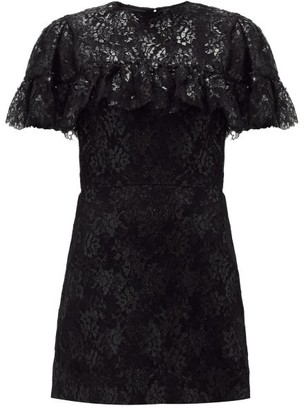 The Vampire's Wife The Nearly Nuthin' Lady Kristina Liberty Dress - Black
