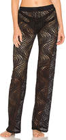 Sauvage Lace Pants in Black. - size L (also in M,S,XS)