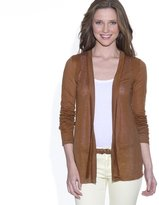 La Redoute Pure Linen Long-Sleeved Slouch Cardigan