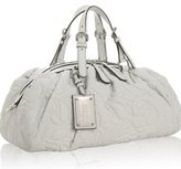white quilted leather 'Miss Glamorous' bag