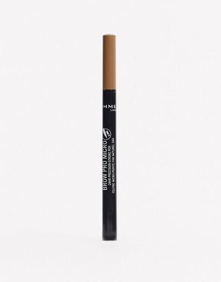 Rimmel Brow Pro Micro 24HR Precision-Stroke Pen