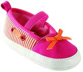 Luvable Friends Girls Boat Shoes (Infant)