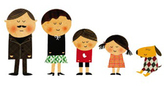 Blanca Gomez Family Print