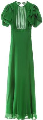 Alessandra Rich Long Dress