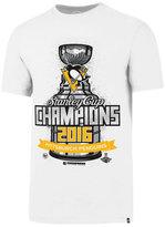'47 Pittsburgh Penguins NHL Men's Stanley Cup Champ Locker Room T-Shirt