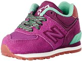 New Balance KL574V1 Infant Collegiate Pack Fashion Sneaker (Infant/Toddler)