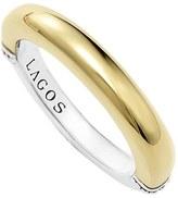 Lagos Women's Smooth Stacking Ring