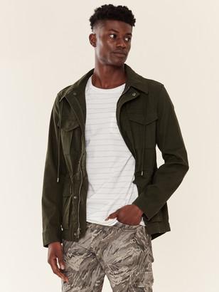 ATM Anthony Thomas Melillo Stretch Cotton Field Jacket