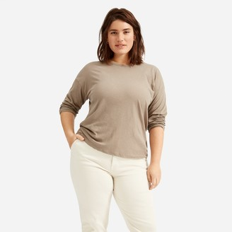 Everlane The Air Long-Sleeve Tee