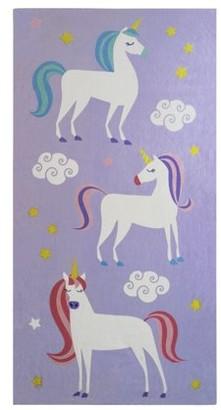 Wildkin Unicorn 100% Cotton Beach Towel