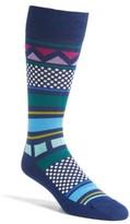 Paul Smith Men's Kwa Crew Socks