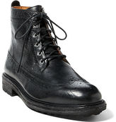 Polo Ralph Lauren Nickson Wingtip Leather Boot