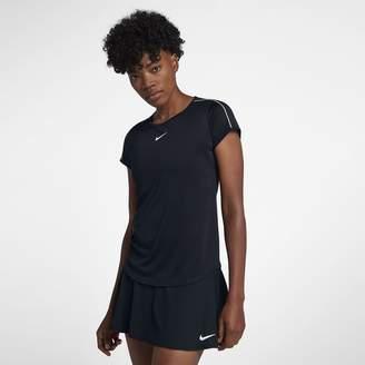 Nike Women's Tennis Top NikeCourt Dri-FIT