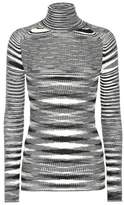 Missoni Cashmere and silk-blend top