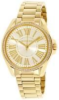 Michael Kors Kacie MK6184 Gold Tone Stainless Steel Ladies 39mm Quartz Watch