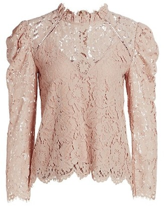 Generation Love Bianca Lace Top
