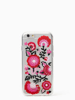 Kate Spade Jeweled garland iphone 6 case