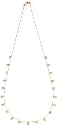 Banana Republic Mini Drop Long Necklace