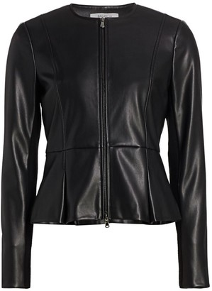 Bailey 44 Avery Vegan Leather Zip Jacket