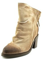 Sbicca Millie Women Round Toe Suede Tan Ankle Boot.