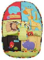 Fisher-Price Replacement Seat Pad w/straps LUV U Zoo, How Now Brown Cow & Comfy Time Bouncer