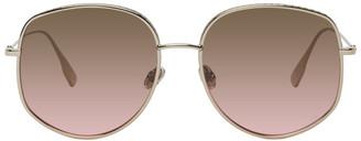 Christian Dior Silver DiorbyDior2 Sunglasses